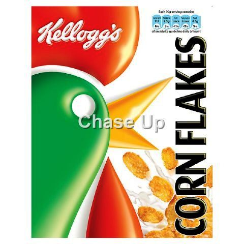 Kelloggs Corn Flakes 450gm