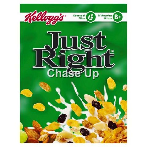 Kelloggs Just Right Cereal 500gm