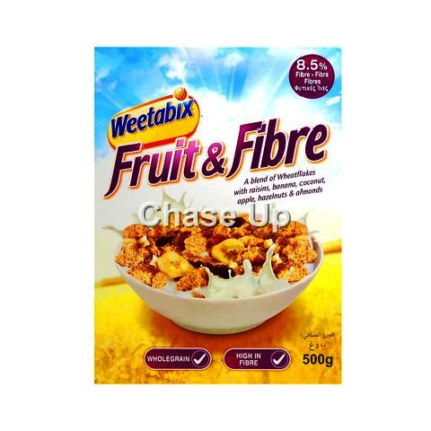Weetabix Fruit & Fibre Cereal 500gm