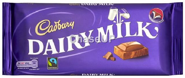 Cadbury Dairy Milk Chocolate 120gm Imp