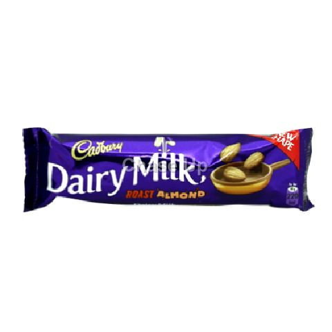 Cadbury Roasted Almond New Chocolate 38gm