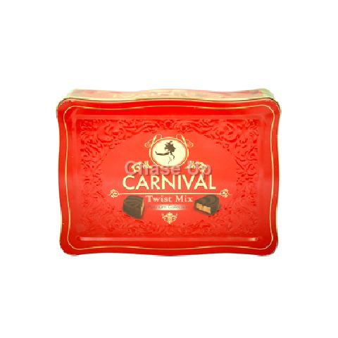Carnival Happy Mix Chocolate Tin 500gm