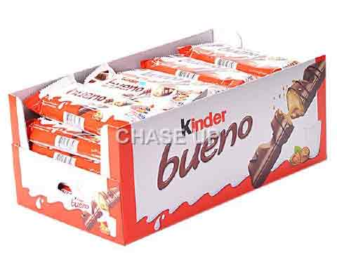 Kinder Bueno Chocolate Box 43gm