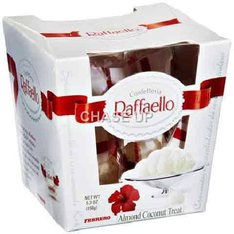 Raffaello Treat Almond & Coconut Chocolate T.15 150gm