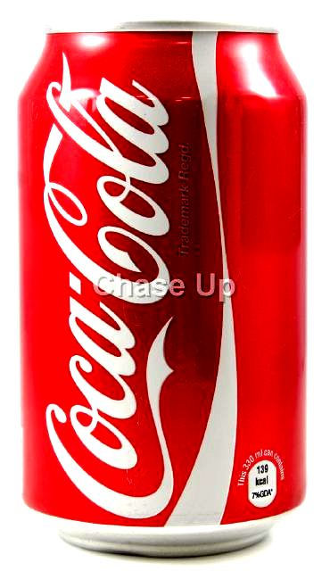 Coke Regular Soft Drink Can 330ml PK