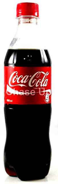 Coke Soft Drink Pet Bottle 500ml