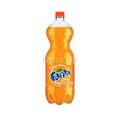Coke Fanta Soft Drink Pet Bottle 2.25ltr