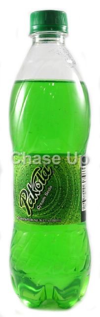 Pakola Ice Cream Soda Soft Drink Pet Bottle 500ml