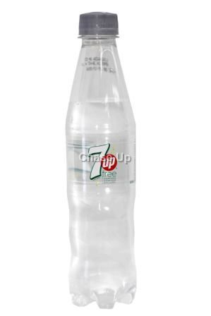 Pepsi 7up Free Soft Drink Pet Bottle 345ml