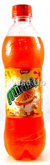 Pepsi Mirinda Soft Drink Pet Bottle 500ml