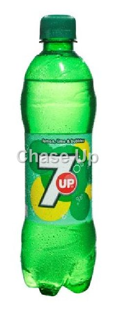 Pepsi 7up Soft Drink Pet Bottle 500ml