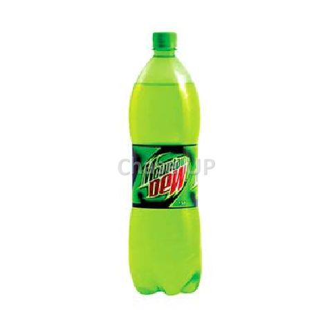 Pepsi Mountain Dew Soft Drink Pet Bottle 1ltr