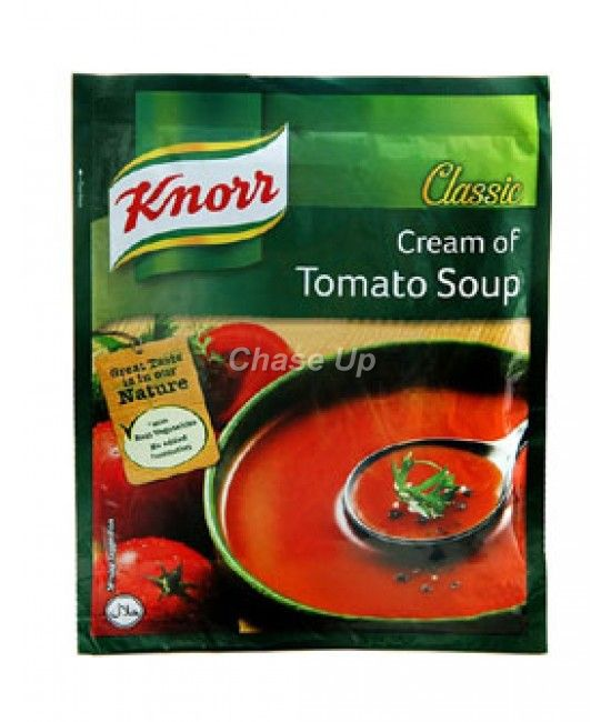 Knorr Cream Of Tomoto Soup 65gm