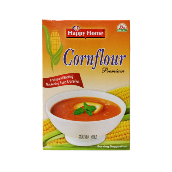 Happy Home Corn Flour Custard Powder 300gm