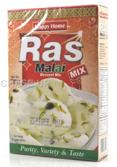 Happy Home Rasmalai Mix 75gm