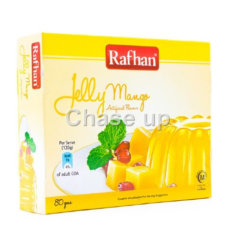 Rafhan Mango Jelly Mix 85gm