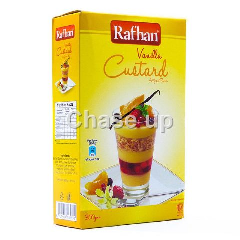 Rafhan Vanilla Custard Powder 300gm