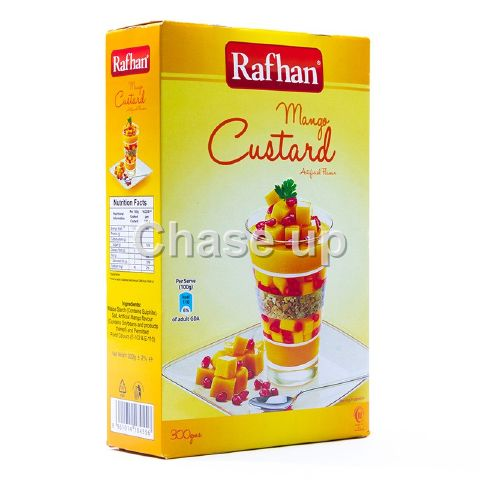 Rafhan Mango Custard Powder 300gm