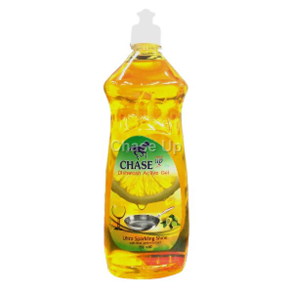 Chaseup Lemon D/W Liquid Bottle 750ml