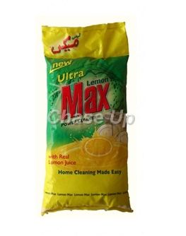 Lemon Max D/W Powder Poly Bag 900gm