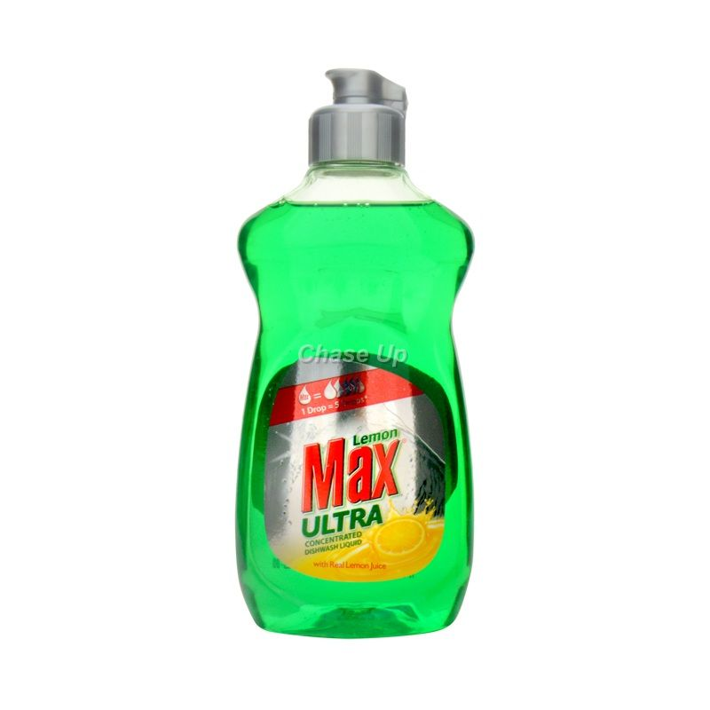 Lemon Max Ultra Green D/W Liquid 250ml