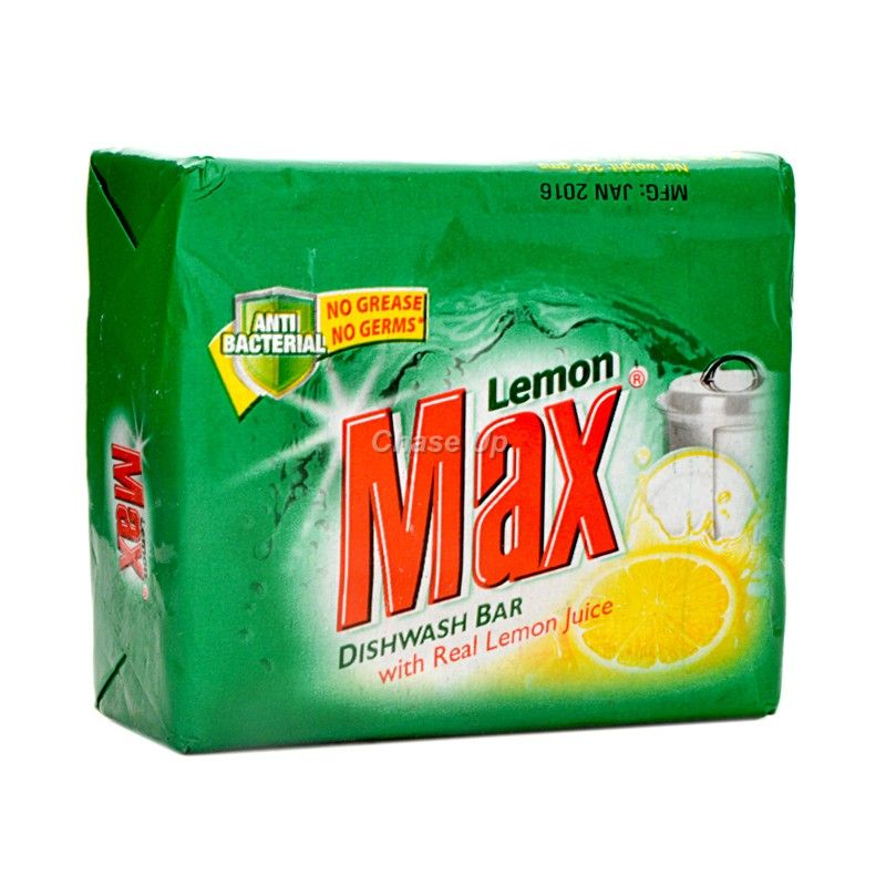 Lemon Max D/W Bar 335gm