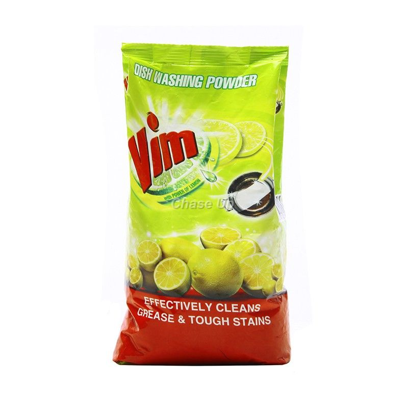 Vim Lemon D/W Powder Poly Bag 900gm