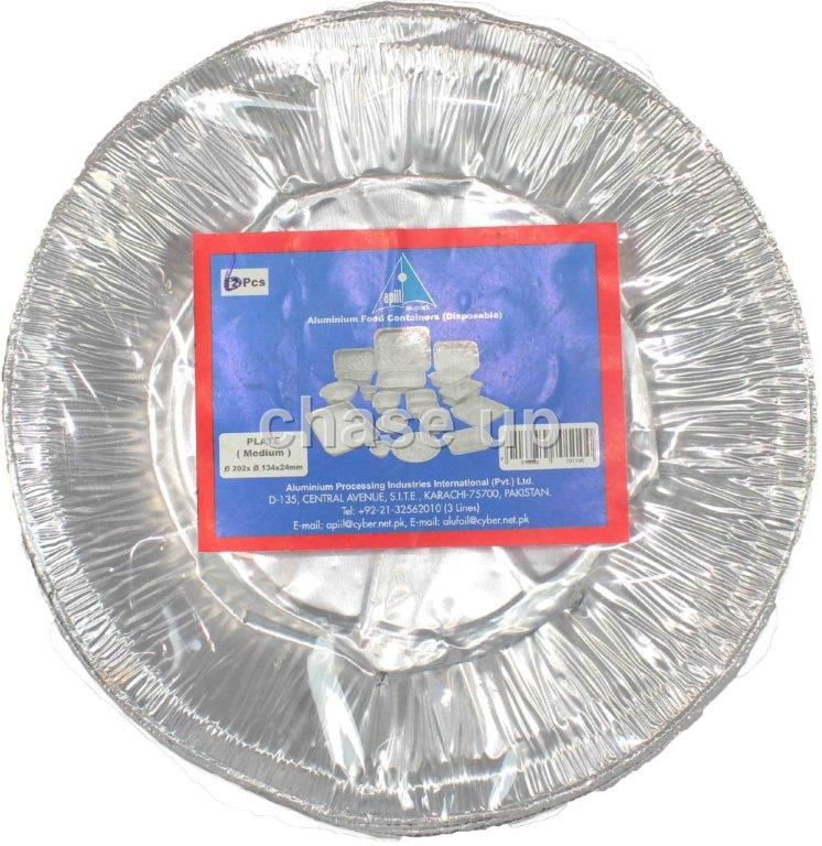 APIIL Disposable Plate Medium 6pcs