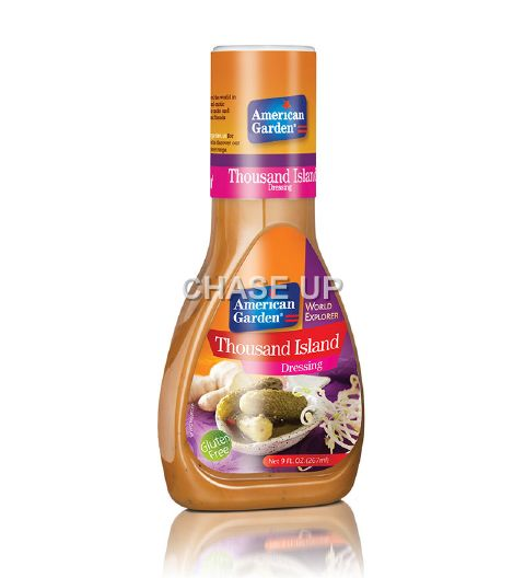 American Garden Thousand Island Regular Dressing 267ml