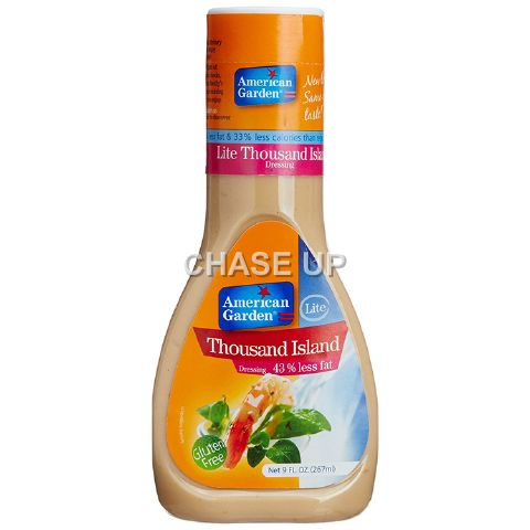 American Garden Thousand Island Light Dressing 267ml