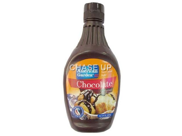 American Garden Chocolate Topping Syrup 680gm