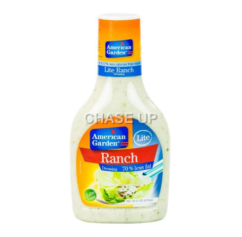 American Garden Ranch Light Dressing 473ml