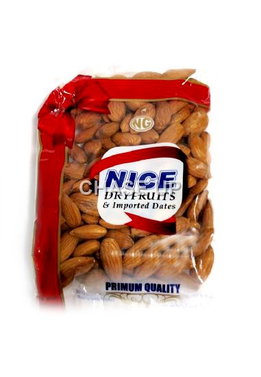 Nice Plain Almond 200gm