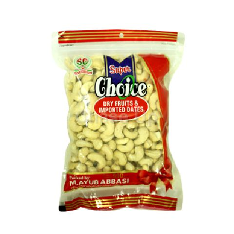 Super Choice Plain Kajoo Pouch 500gm