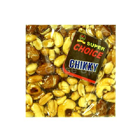 Super Choice Mix Dry Fruit Chikki