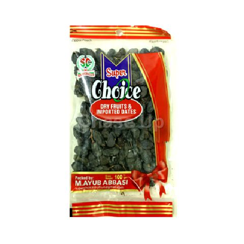 Super Choice Black Kishmish 100gm