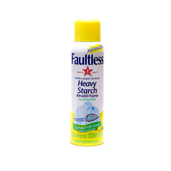 Fault Less Heavy Lemon Starch 567gm