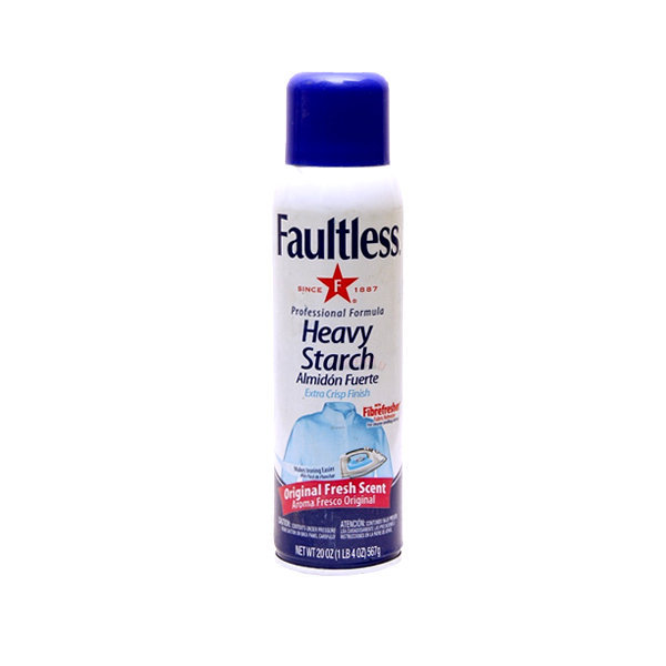 Fault Less Heavy Original Starch 567gm