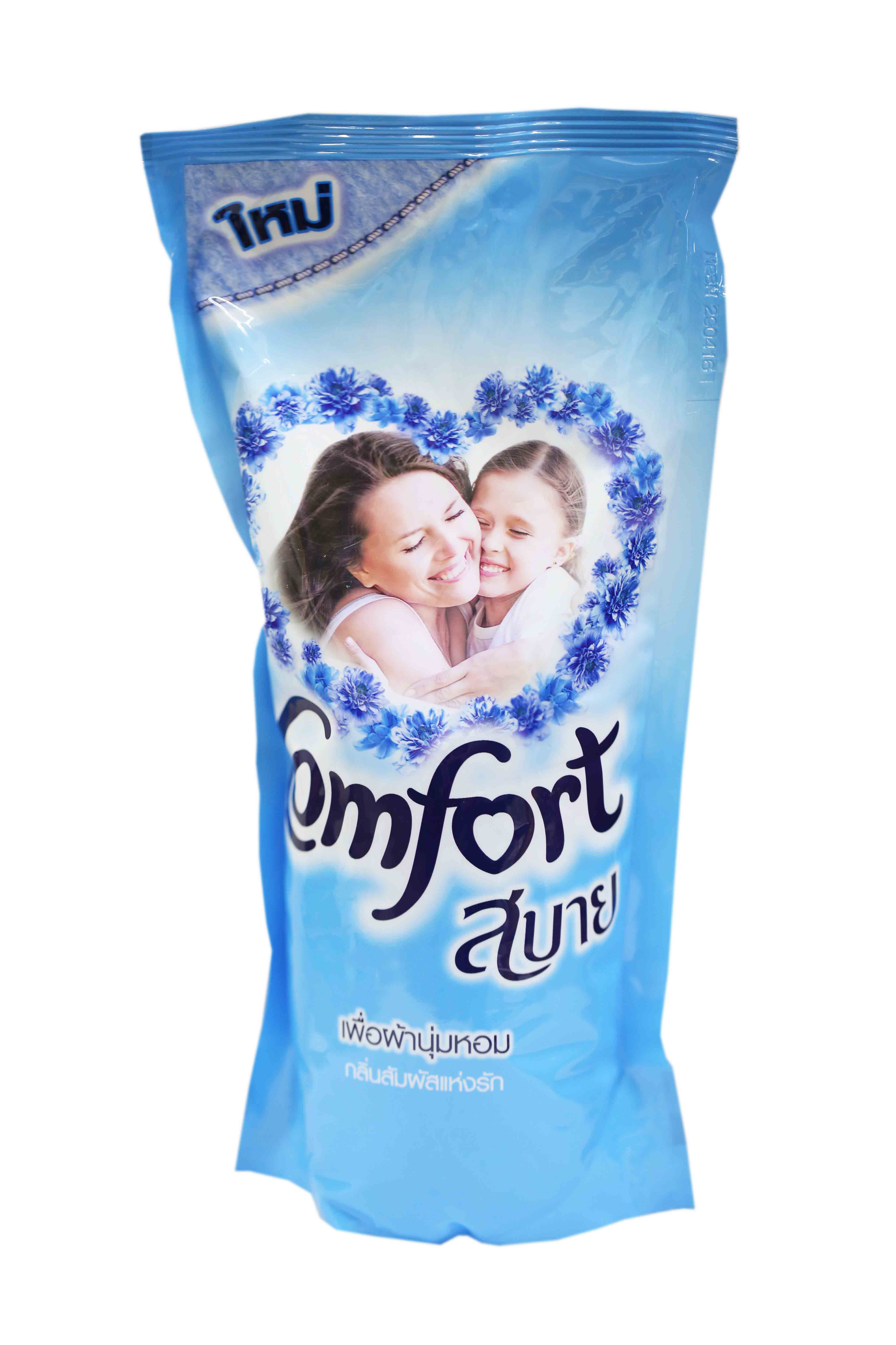 Comfort Touch of Love Fabric Softner 580ml