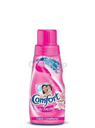 Comfort Lily Fresh Fabric Conditioner Bottle 200ml