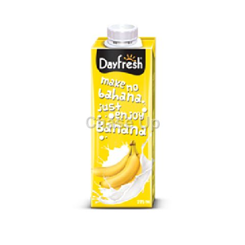 Day Fresh Banana Flavored Milk 235ml