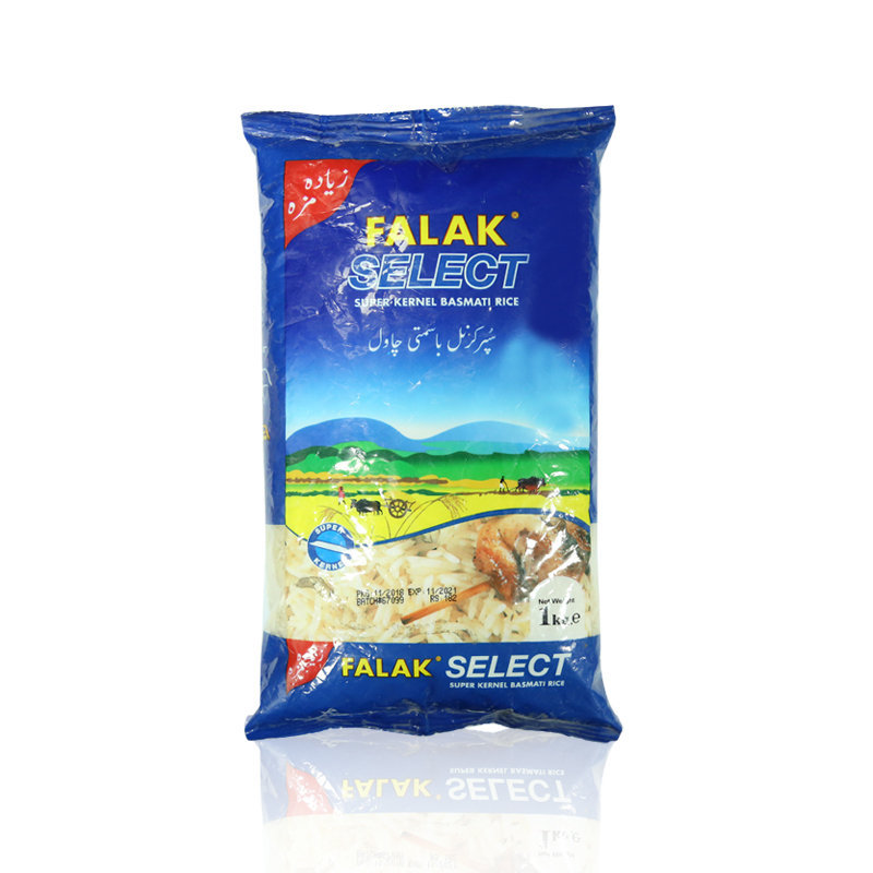 Falak Select Fine Basmati Rice 1kg