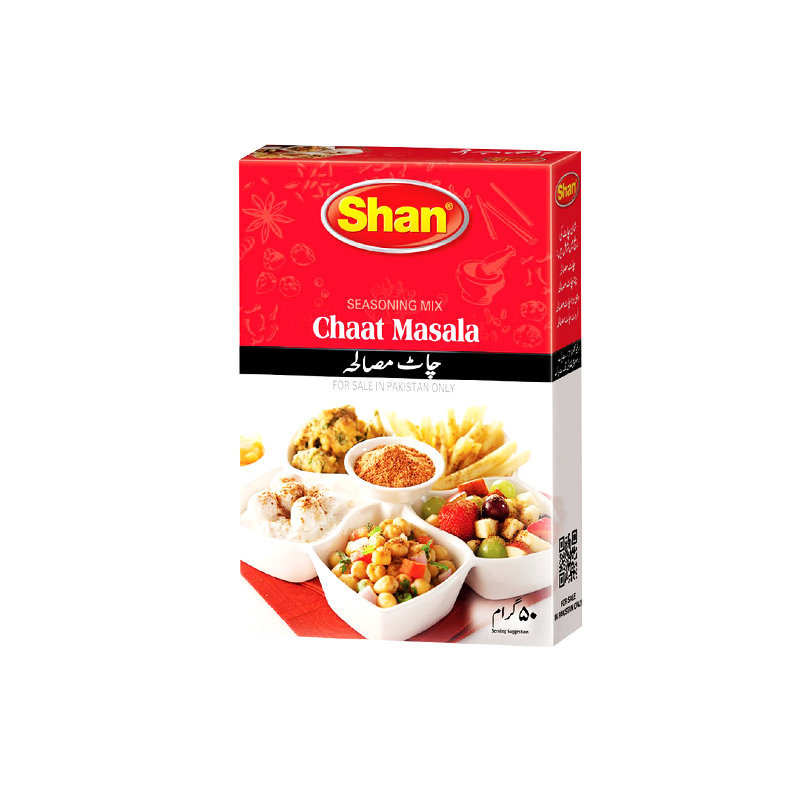 Shan Chat Masala 50gm
