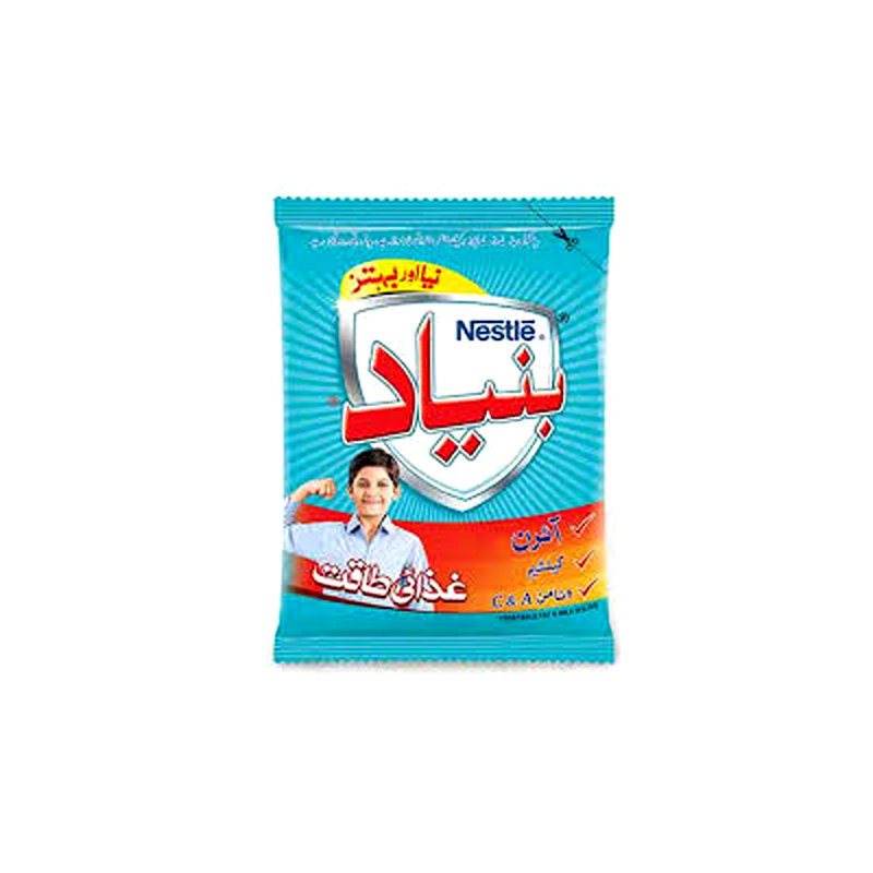 Nestle Nido Bunyad Powder Milk Pouch 130gm