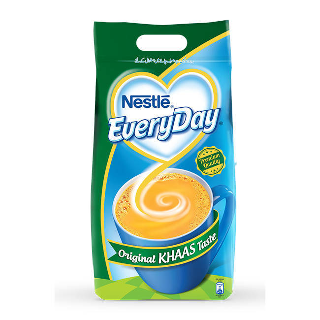 Nestle Every Day Tea Milk Pouch 900gm