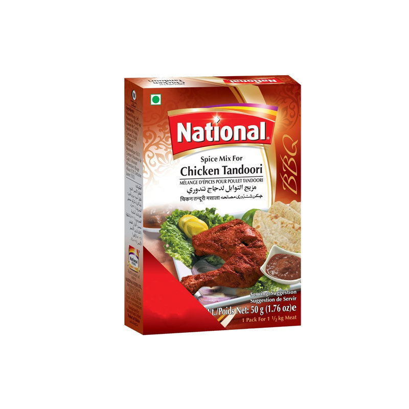 National Tandoori Chicken Masala 50gm