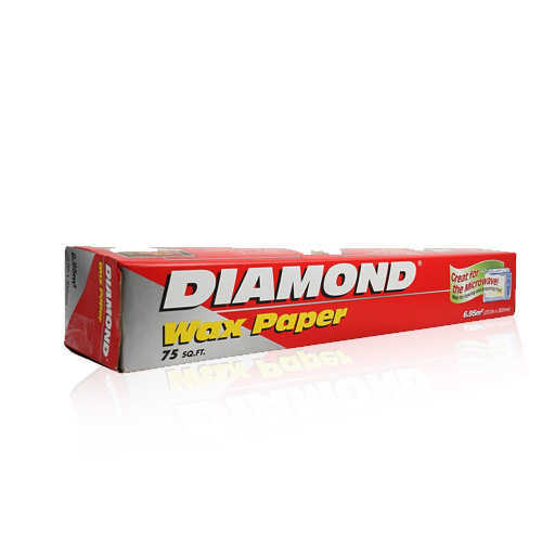 Diamond Wax Paper 75 Sq.ft