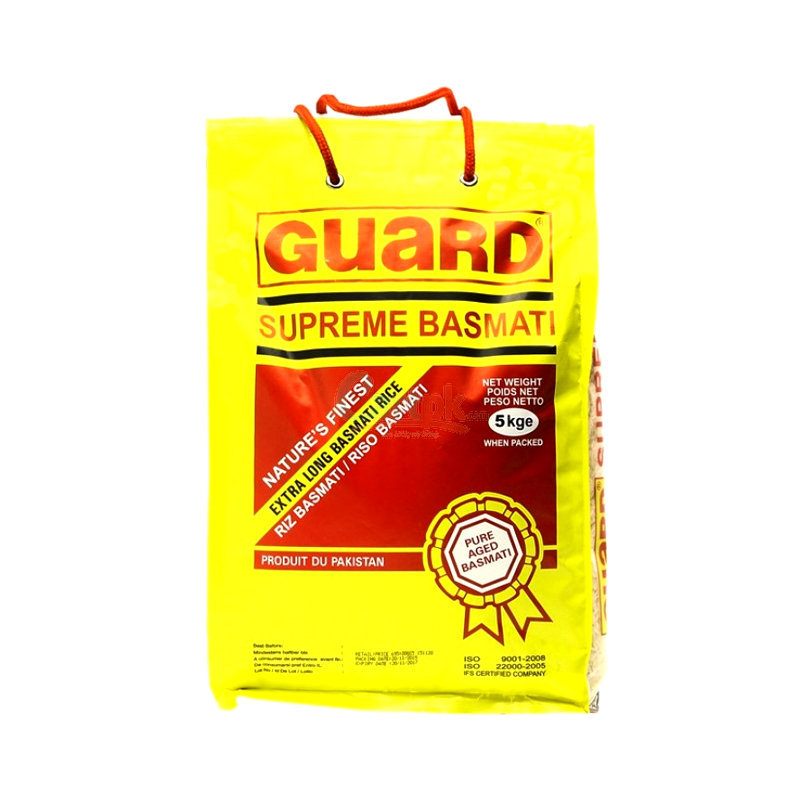 Guard Supreme Rice 5kg