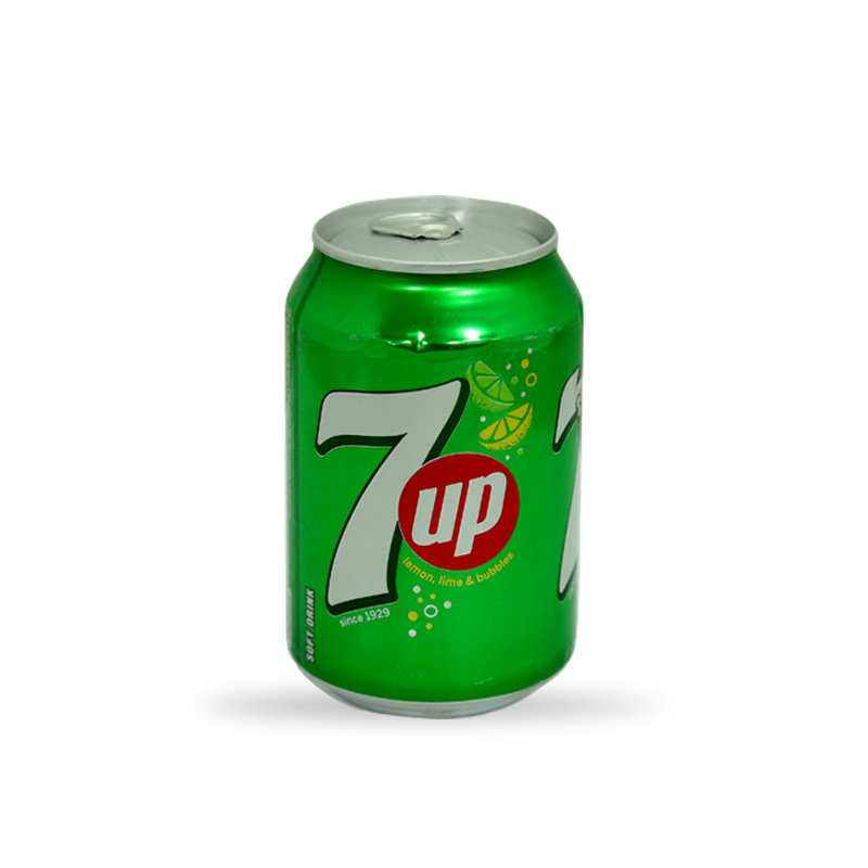 Pepsi 7up Soft Drink Can 300ml Imp