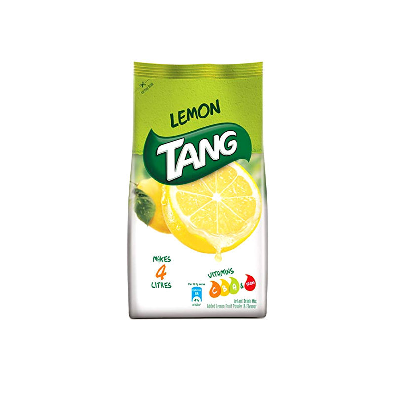 Tang Lemon Pepper Powder Drink Pouch 500gm Imp